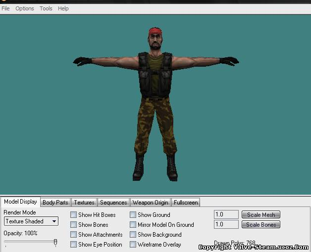 Descargar de jeds half-life model viewer 136